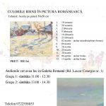 Culorile iernii în pictura românească
